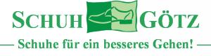 Schuh Götz Logo komplett freigestellt